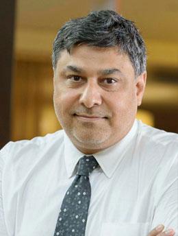 Dr Naiyer Rizvi