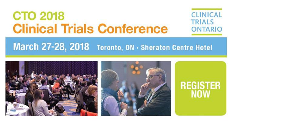 CTO 2018 Clinical Trials Conference