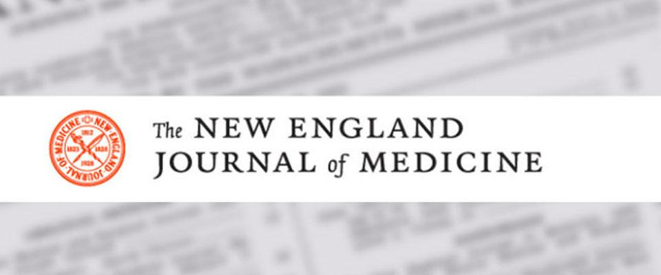 LY16 published in the New England Journal of Medicine